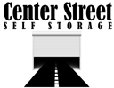 Center Street Self Storage Logo