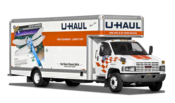 Our Uhaul Truck Reservations